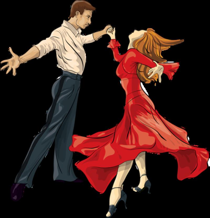 Танцевальная пара картинки