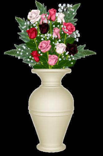 Pot De Fleur Transparent : tubes fleurs en vase pots ~ Teatrodelosmanantiales.com Idées de Décoration